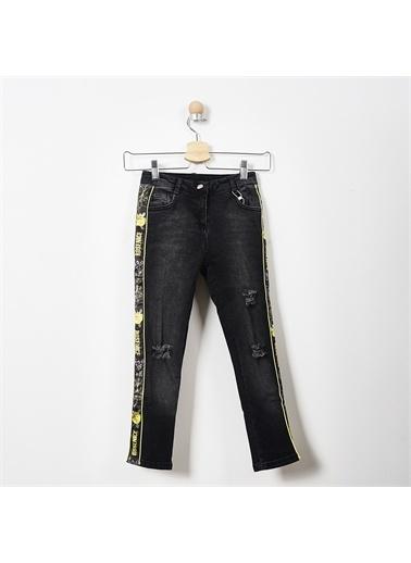 Panço Denim Pantolon 19221005100 Siyah